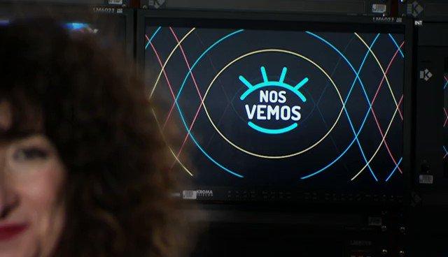 ¿Os acordáis de los programas dosmileros sobre la tele que iba de mitad promo mitad entresijos curiosos de la cadena como Mírame en Antena 3 o Cartelera TVE?  En estos momentos en emisión en Aragón TV, 'Nos Vemos', el programa de la televisión aragonesa:
