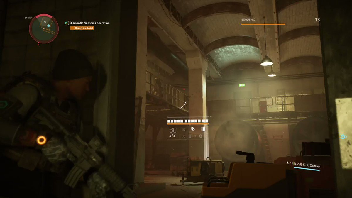 I think he needs some insurance....LOL  #TheDivision2 #GatchoASS #PS4share  https://store.playstation.com/#!/en-us/tid=CUSA12639_00…