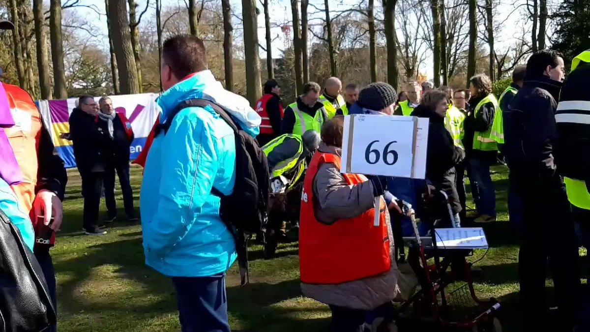 Eindhoven in actie voor #goedpensioen