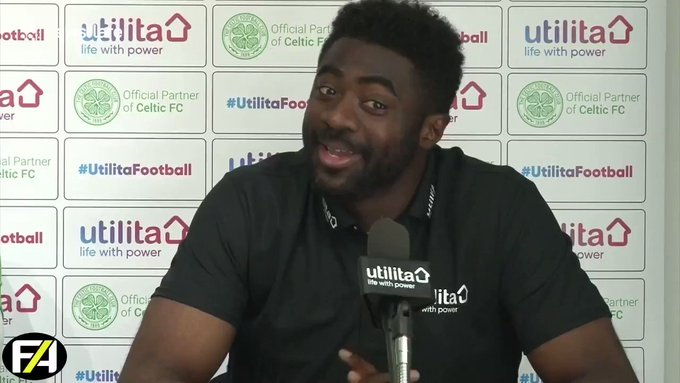 Happy 38th birthday to Kolo Toure. Throwback to this iconic press conference.