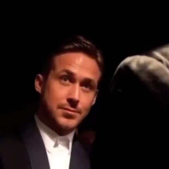 #VIDEO I Ryan Gosling getting nervous waiting for the Screening of Lost River in Cannes 2014