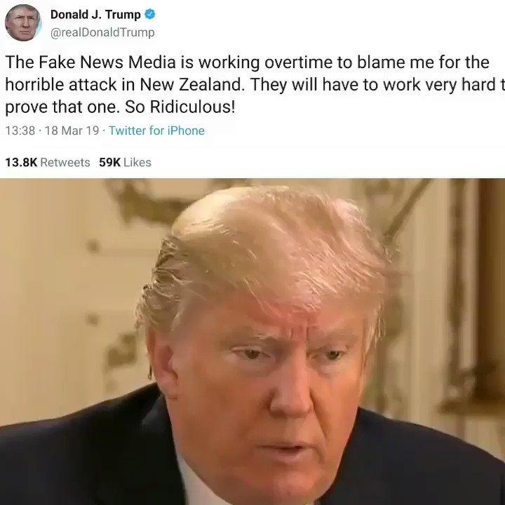 RT @doamuslims: #ChristChurchMosqueAttack #Christchurch #NewZealand #Islamophobia #DonaldTrump https://t.co/vPO5gRdSqx