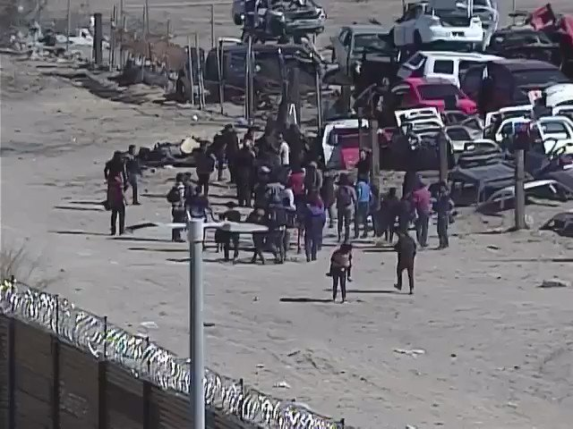 Arizona border agents apprehended a group of 171 illegal aliens from Central America who dug underneath an outdated portion of infrastructure on Sunday after suspected smugglers in Mexico coordinated their entry, CBP says