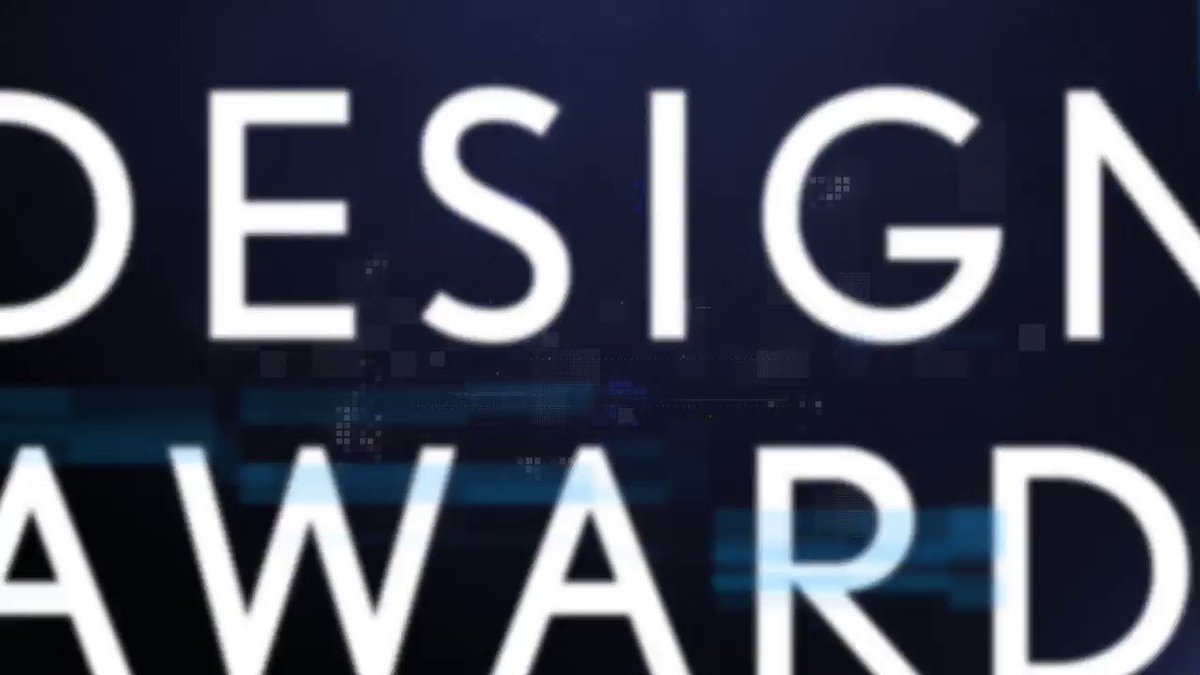 Image for the Tweet beginning: Six international designers compete to