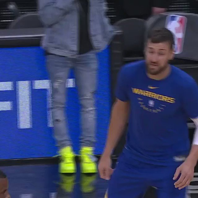NBA's photo on Bogut