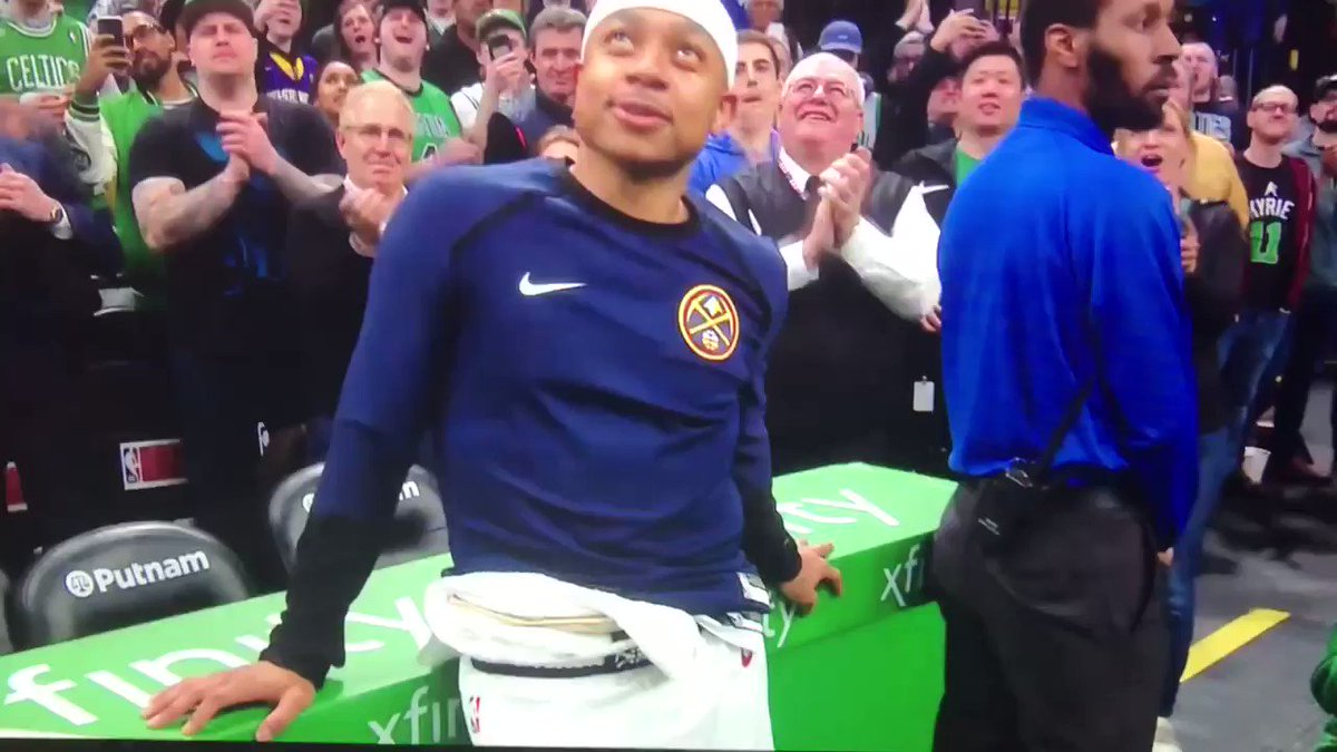 Rob Perez's photo on Isaiah Thomas