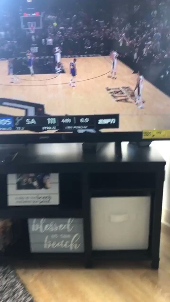 Mr. Murray's photo on The Spurs