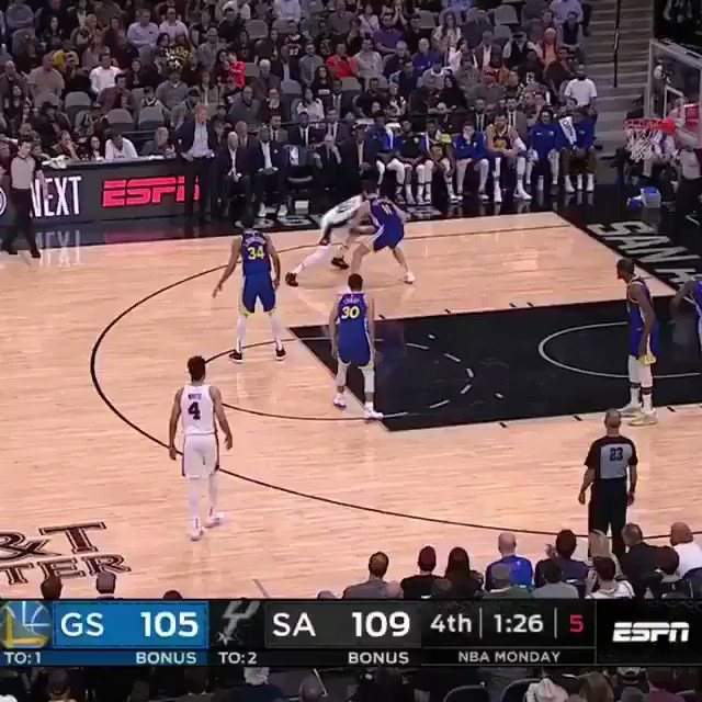 Ball Don't Stop's photo on The Spurs