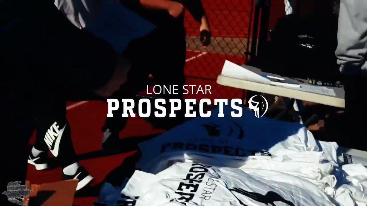 .@LoneStarHSFB DFW Showcase 🎬  @jeterdallastx | @LoneStarCamp