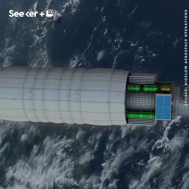 Image for the Tweet beginning: Will #Space hotels arrive as