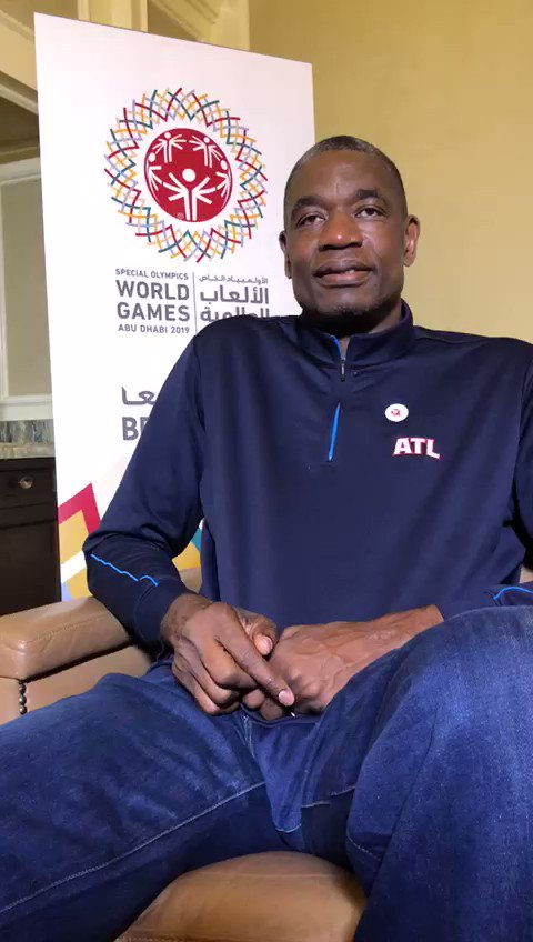 No, no, no to exclusion. Yes, yes, yes to INCLUSION.   Thank you, @officialmutombo! #ChooseToInclude