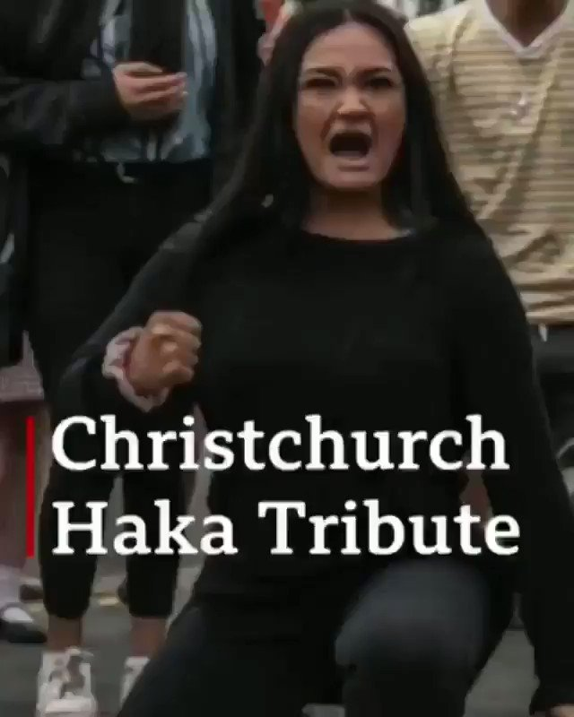 #ChristchurchMosqueAttack And through it all, it only brings us all together #Unity ✊🏿  #Haka #NewZealand 🙏🏿🤲🏿🇳🇿