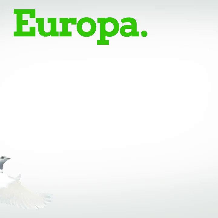 Image for the Tweet beginning: #Europa ist für uns ein