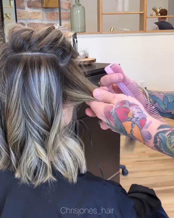 How to create curls that last IG @chrisjones_hair  #hairstyles #hair #salon