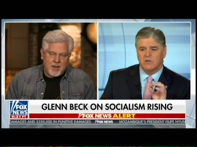 Matthew Gertz's photo on Glenn Beck
