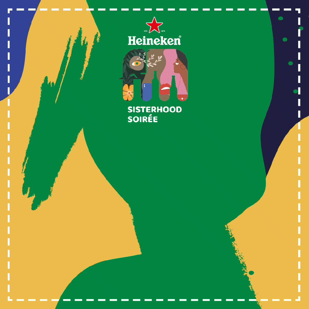 It's time for another party! The third edition of #sisterhoodsoirée is coming to you with a bang! Where, you ask? Can you take a guess? Comment down below or DM us with your answers and two lucky winners could win FREE PASSES to experience the most happening @Heineken night!