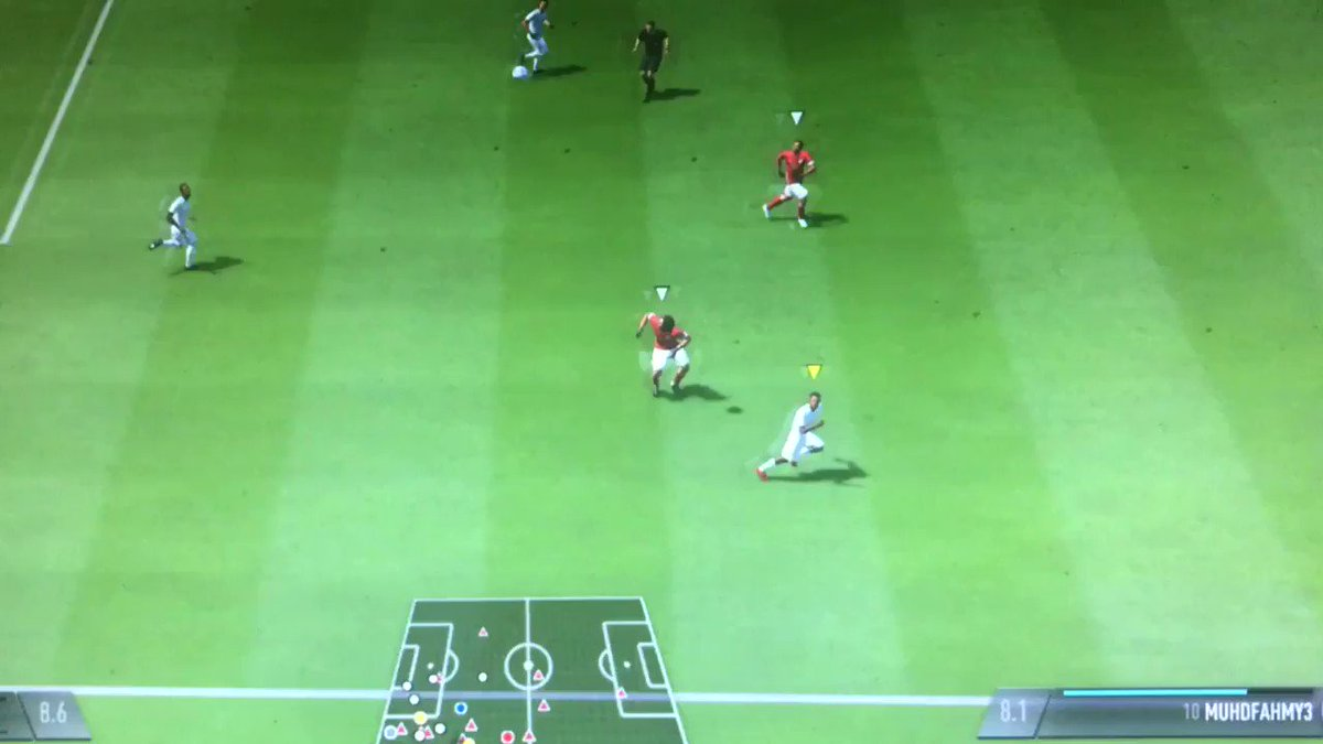 Kung Fu isn't for everyone...  Seriously though, who wants to start a pro club?  H/T: https://www.reddit.com/r/FIFA/comments/b2k525/filthy_backheel/ …