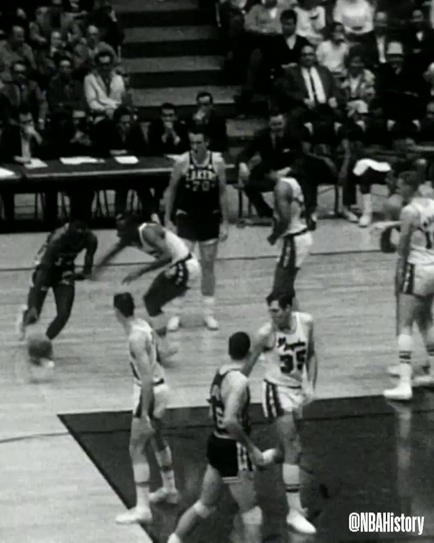 Only players to record five straight triple-doubles in #NBA history:  Russell Westbrook (4x) Oscar Robertson (3x) Wilt Chamberlain (2x) Michael Jordan  Elfrid Payton   #NBAVault