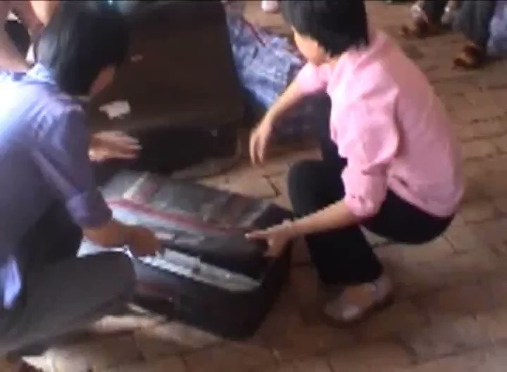 This is how Chinese Bible school students reacted when they received Bibles.  The power of God's Word – and its importance for persecuted believers – is why we're launching a Bibles campaign. Join us here: http://bit.ly/2HHfkPI