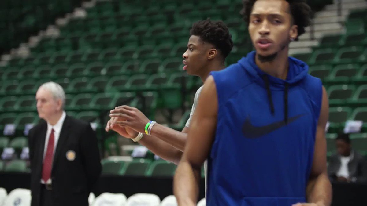 Recap of the #twoways past week:  Tues: Mavs in the morning, Legends game at night Wed: Mavs practice, flight to Denver Thurs: Mavs game in Denver Fri: land in Dallas, head to Frisco for Legends game that night Sat: Legends game  @_dmacon4 & @Kostas_ante13 are in this #TOGETHER: