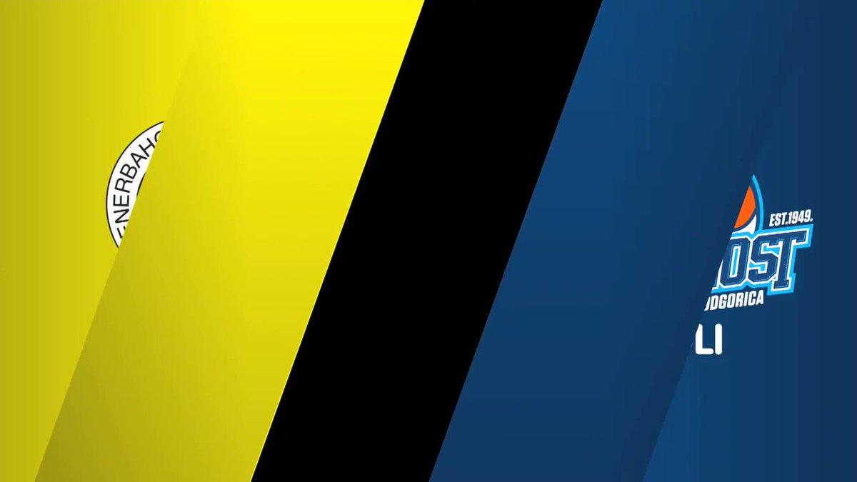 📽️ Fenerbahçe Beko 🆚 @KKBuducnostVOLI maçının özet görüntüleri! #NeverEnough