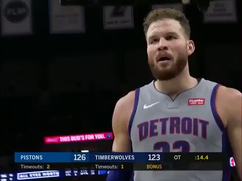 """Blake Griffin being called """"boy"""" by a fan is what understandably ignited past altercation.  ➡️ https://yhoo.it/2Y9IOLG"""