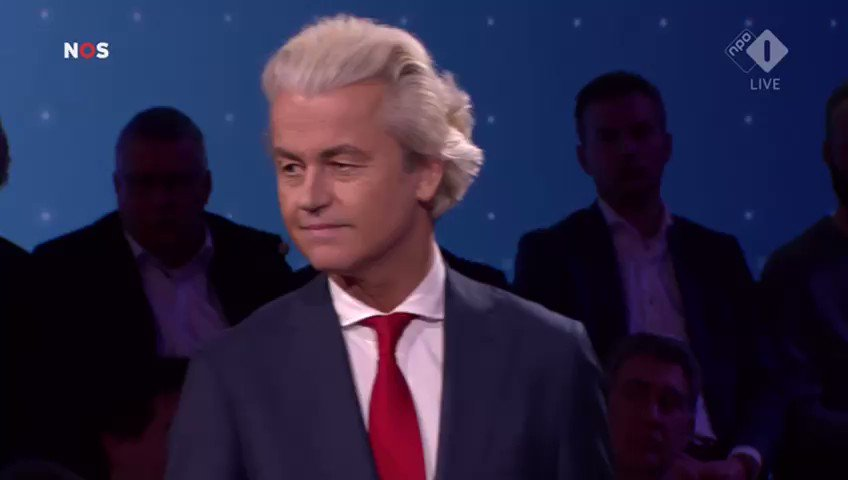 Geert Wilders's photo on #StemZeWeg