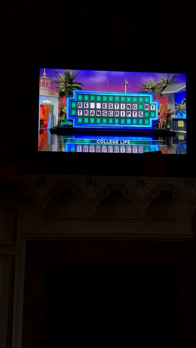 J_byrd's photo on #WheelOfFortune