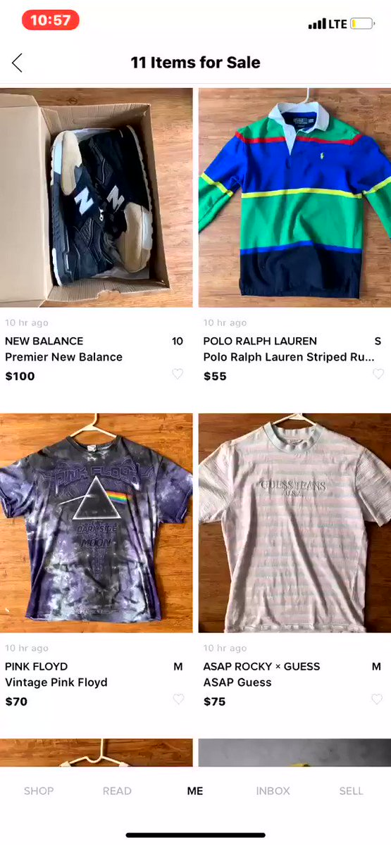 Some Of My Closet For Sale https://www.grailed.com/obsecure223