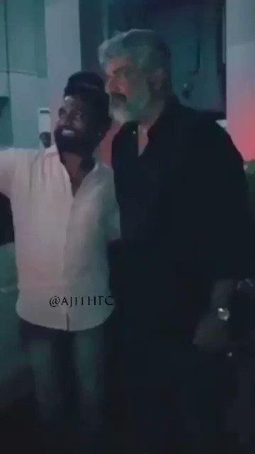 Latest video of Thala #Ajith sir    #NerKondaPaarvai  