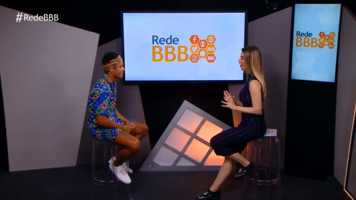 Markos Oliveira 🍦🌈's photo on #RedeBBB