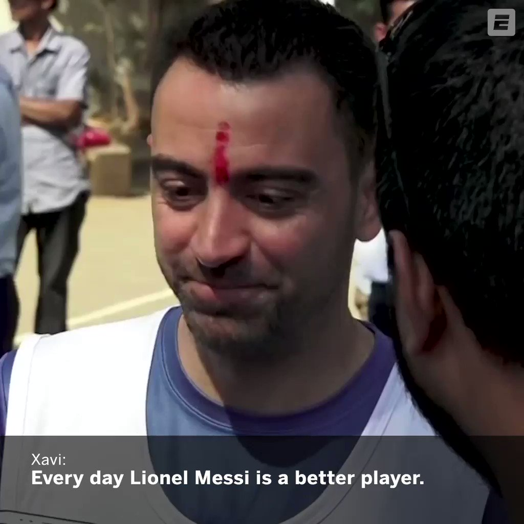 ESPN UK's photo on Messi