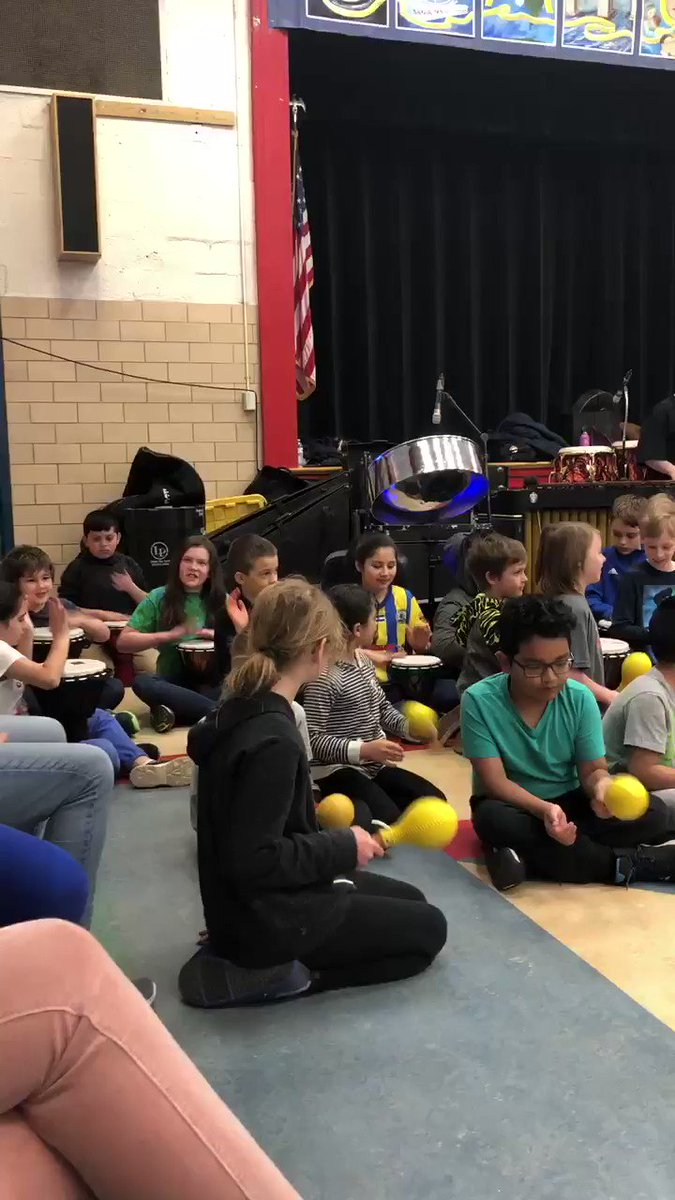 Almost all of 3-5 represented at our humanities assembly this morning! We love💗 percussion! Thank you for a music filled morning! <a target='_blank' href='http://search.twitter.com/search?q=KWBpride'><a target='_blank' href='https://twitter.com/hashtag/KWBpride?src=hash'>#KWBpride</a></a> <a target='_blank' href='http://twitter.com/BarrettAPS'>@BarrettAPS</a> <a target='_blank' href='https://t.co/G7eEOlAQMe'>https://t.co/G7eEOlAQMe</a>
