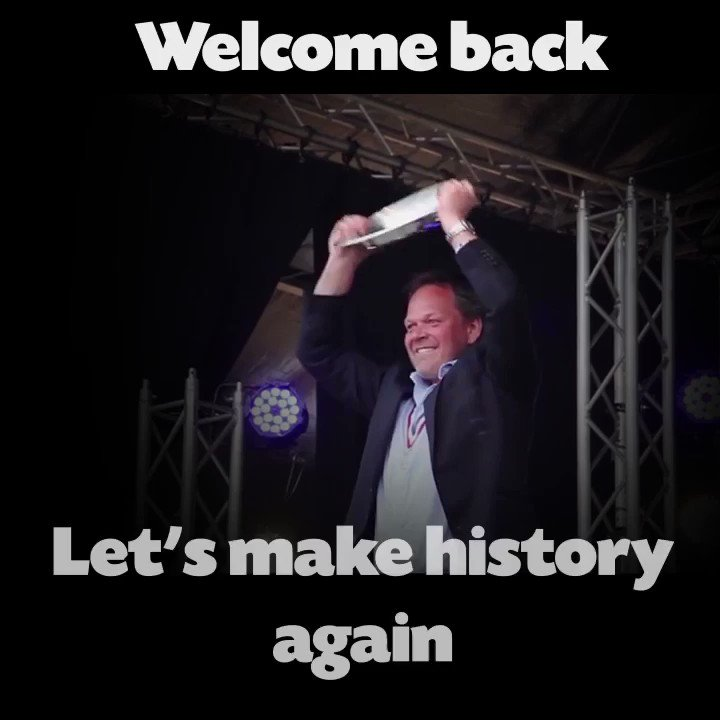 Koningskoppel terug bij Cambuur!  Goed nieuws vandaag vanaf de BCD. Henk en Sandor keren terug op het oude nest. Cambuur Culture is dan ook verheugd over het feit dat Henk en Sandor zich volgend seizoen weer bij de club aansluiten.  Welkom terug mannen!