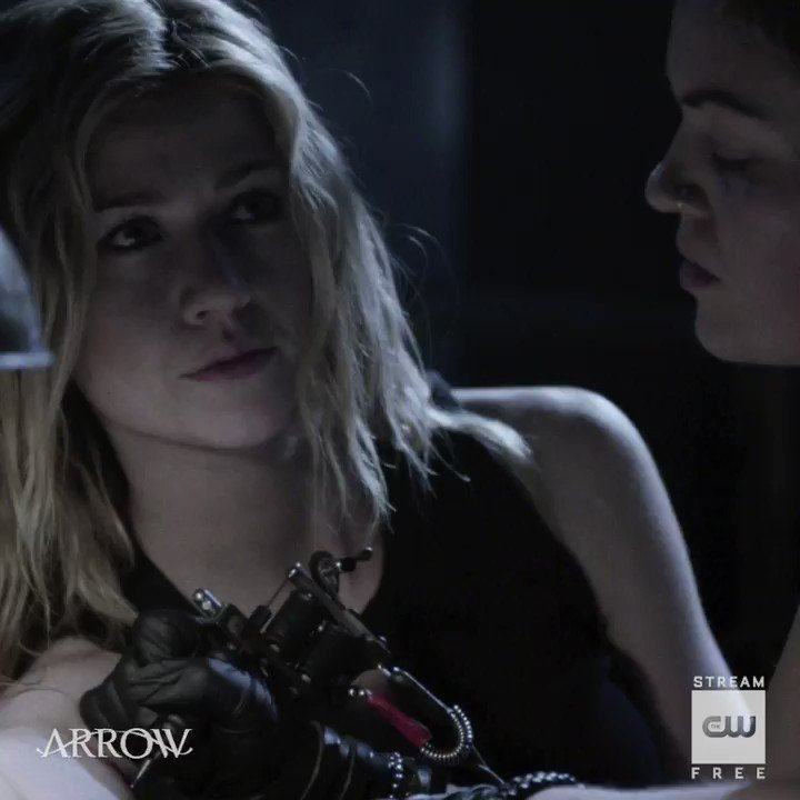 She doesn't lose. Stream the latest #Arrow on The CW App: https://t.co/a9BJ5Fp2fe https://t.co/4hiS9tsgqP