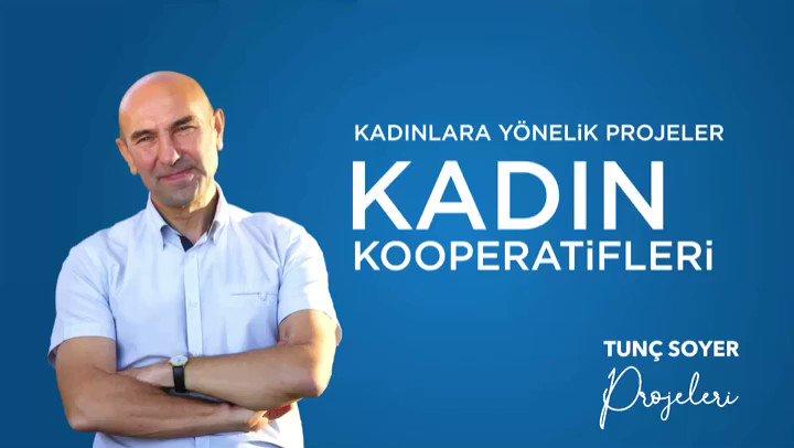 Image for the Tweet beginning: İzmir Ekonomisine Kadın Eli Değecek!