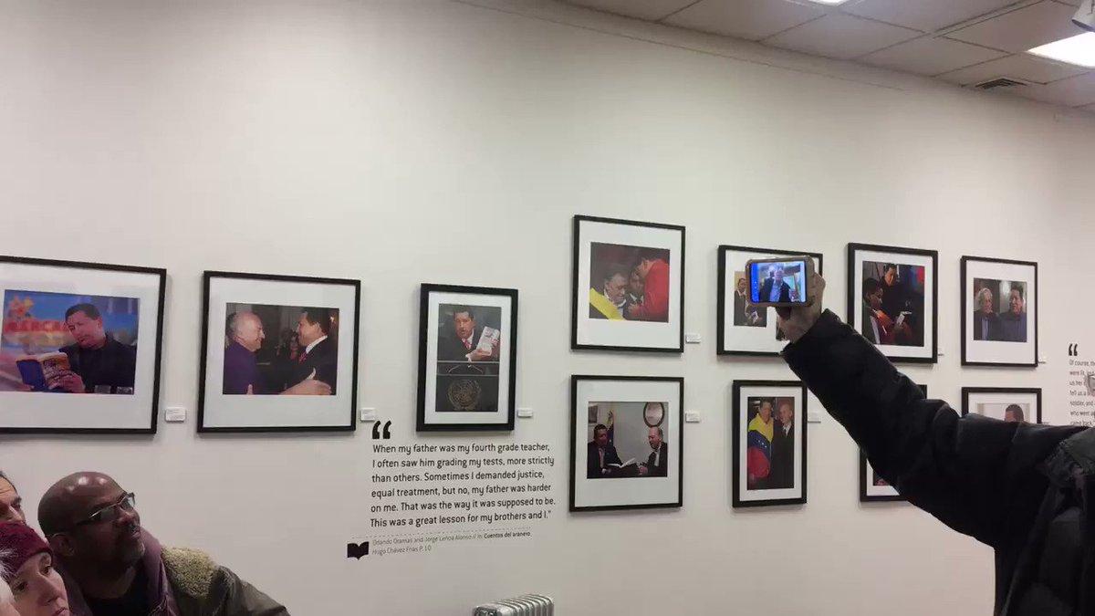 """El canciller @jaarreaza agradece solidaridad de quienes llegaron a la Embajada de Venezuela en Washington para evitar que la oposición venezolana pudiera tomarla como lo hizo con 3 sedes diplomáticas: """"por su rápida respuesta puede que la oposición tuviera que cambiar de planes""""."""
