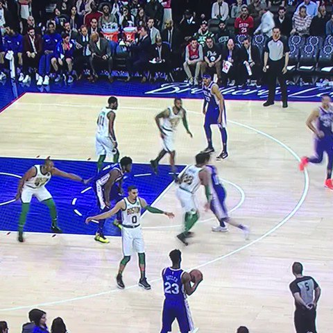 Video: Marcus Smart Ejected For Shoving Joel Embiid