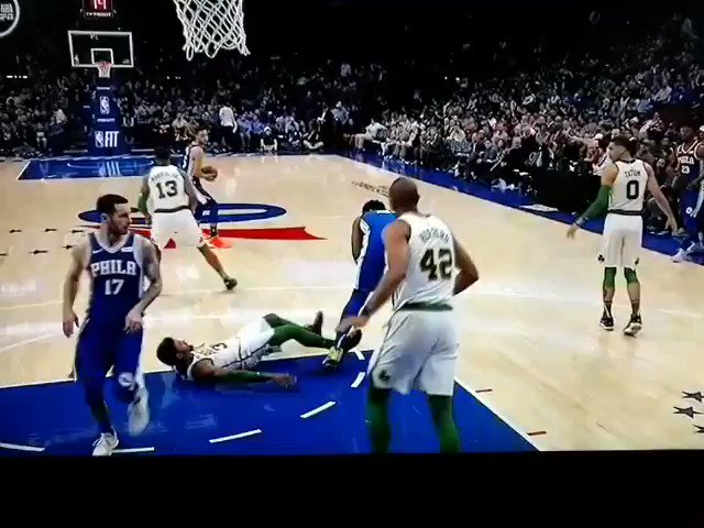 Celtics fall to 76ers in thriller as Joel Embiid outduels Kyrie Irving