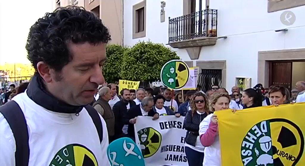 Hay vecinos de #Zahínos, #ValenciaDelMombuey, #OlivaDeLaFrontera, #HigueraDeVargas y #VillanuevaDelFresno: