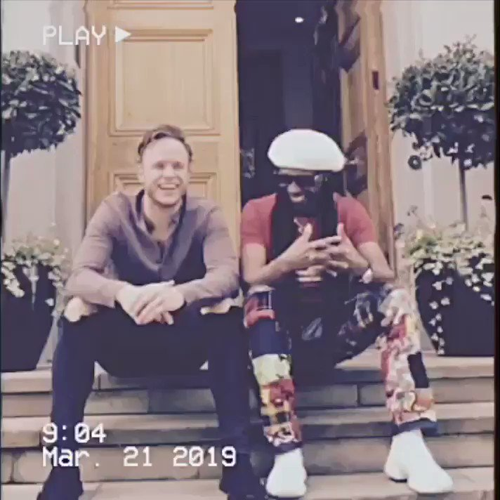 Olly Murs's photo on #FeelTheSame