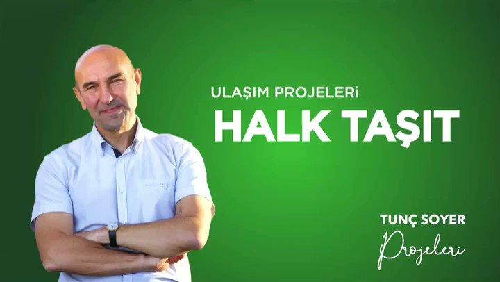 Image for the Tweet beginning: Halk Taşıt Projesini Başlatacağız! Toplu