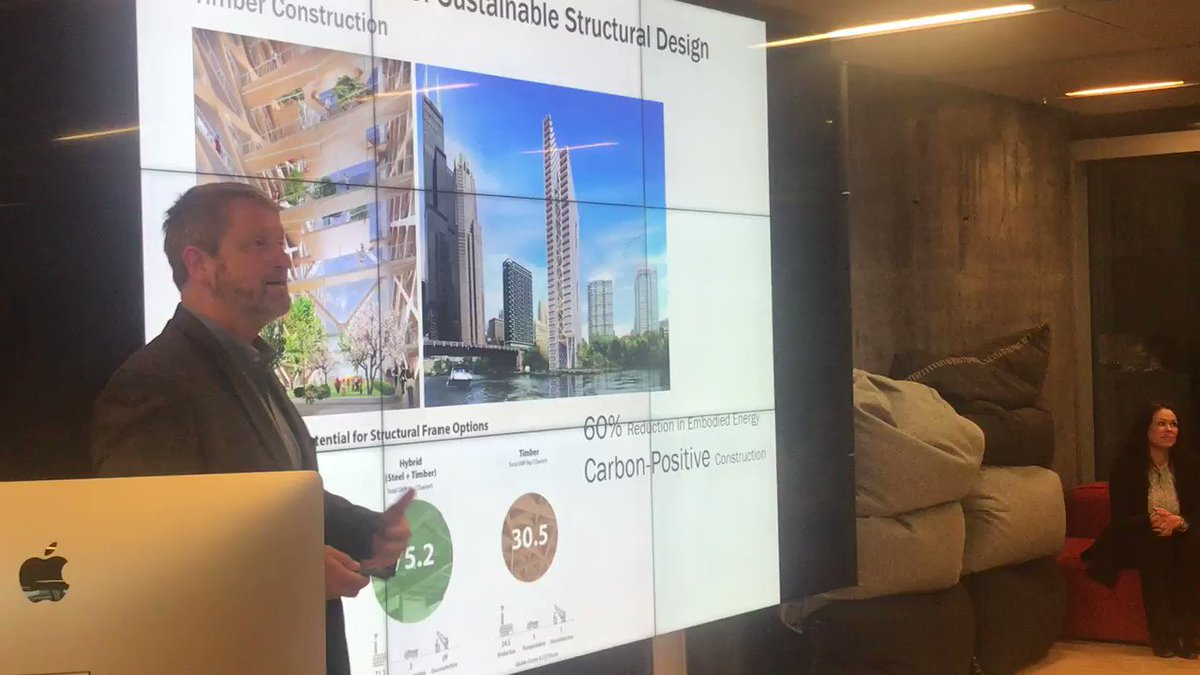 Huge thanks to Principal and Sustainability Practice Leader from @ttinc, @GunnarHubbard, for sharing his thoughts with the BLOXHUB Community on how to integrate successful green solutions into the planning, design, construction and operation of buildings!