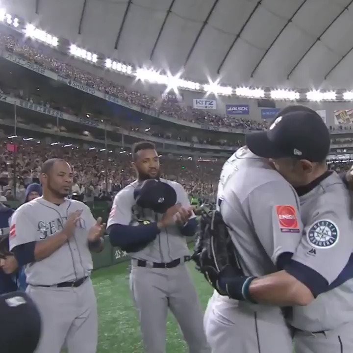 Respect in all forms for one of the best. https://t.co/8ZWSGVShON