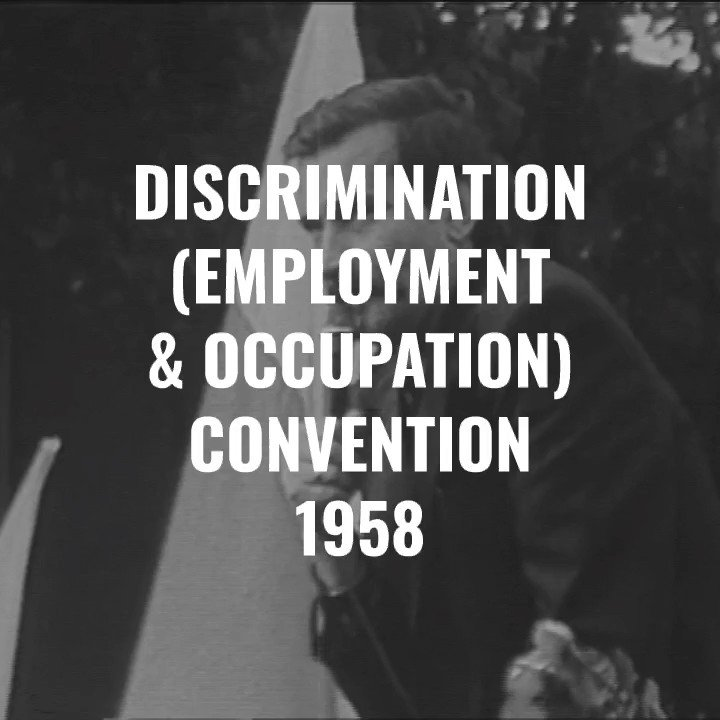 Fighting discrimination at work brings success well beyond the workplace.   #FightRacism #ILO100