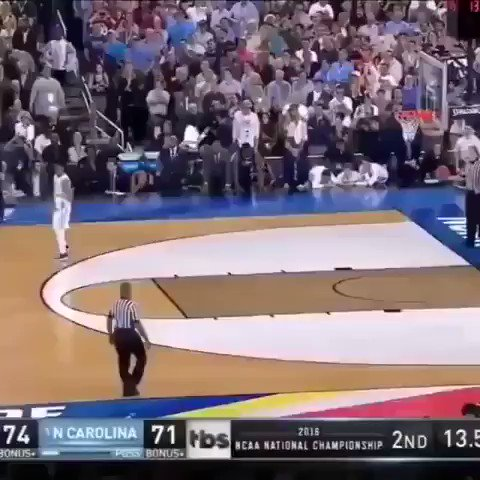 In honor of March Madness, never forget the insane ending to the 2016 National Championship Game.