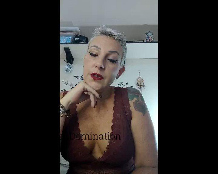 Model - Mistress Sinclair domination