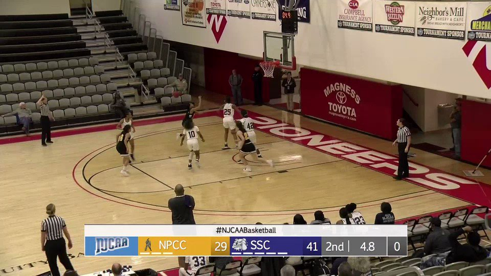 AT THE BUZZER FOR 3!!! #NJCAABasketball #SCtop10 @SportsCenter