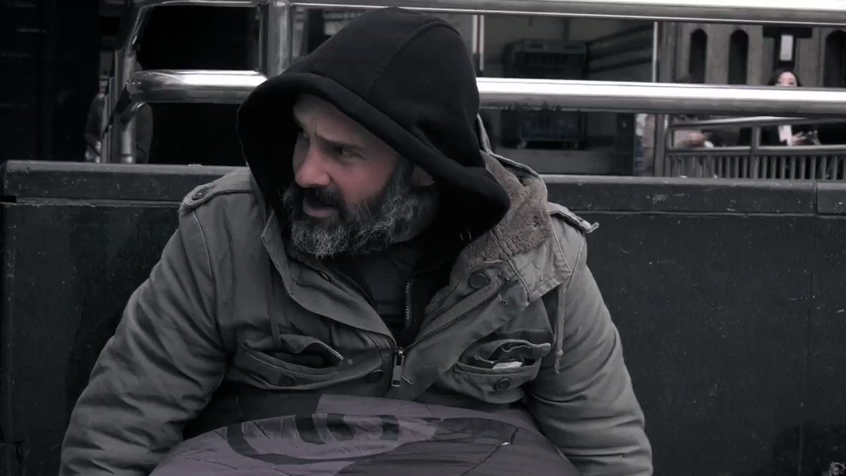 Ed Stafford's photo on #60daysonthestreets