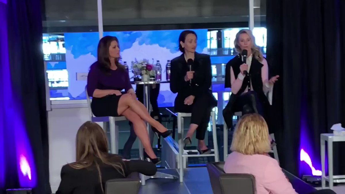 """""""When women have equal seats at the tables of power, everyone is better off."""" —@JenSiebelNewsom   Getting inspired by some incredible female leaders like Jennifer, @MatinaKings & @kcraTVLisaG before the @SacramentoKings Women of Inspiration Night ✨"""